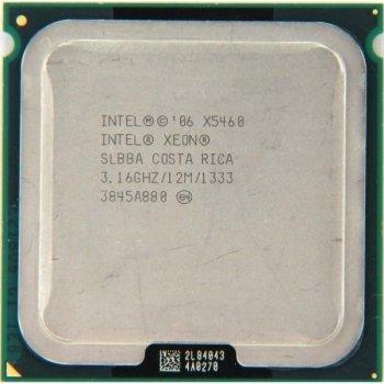 Процессор Intel Xeon X5460 socket 775 б/у