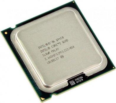 Процессор Intel Core2Quad Q9450 socket 775 б/у