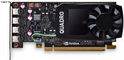 Видеокарта HP NVIDIA Quadro P1000 4GB Graphics (JN631ME01AA)