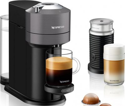 Кофемашина NESPRESSO VERTUO NEXT AEROCCINO3 ENV120.GYAE