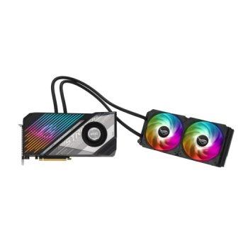Видеокарта AMD Radeon RX 6900 XT 16GB GDDR6 ROG Strix Gaming Asus (ROG-STRIX-LC-RX6900XT-T16G-GAMING)
