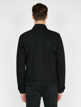 Куртка Koton 0KAM53000LD-999 Black