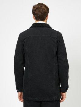 Куртка Koton 0KAM53007LD-999 Black