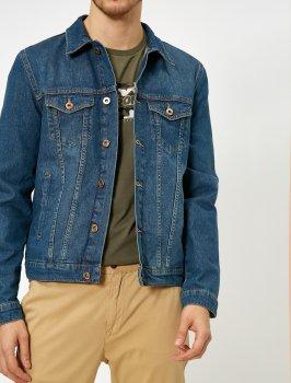 Куртка джинсова Koton 0YAM53034LD-740 Indigo