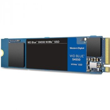 WD Blue SN550 250 GB (WDS250G2B0C)
