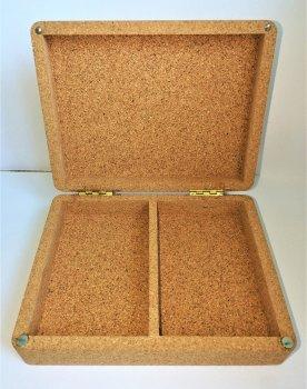 Скринька пробкова прямокутна 15х11см Ekora (СК 43 )