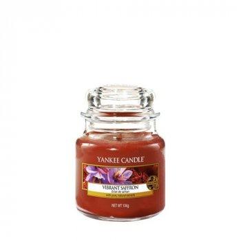 Ароматическая свеча Yankee Candle VIBRANT SAFFRON SMALL JAR 1556233E
