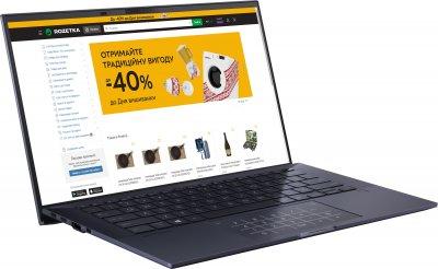 Ноутбук Asus ExpertBook B9400CEA-KC0657 (90NX0SX1-M07810) Star Black + фірмовий чохол