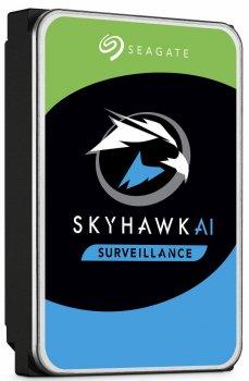 "Жорсткий диск Seagate SkyHawk Al HDD 8 TB 7200 rpm 256 MB ST8000VE001 3.5"" SATAIII"