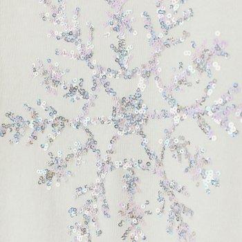 Джемпер H&M 7398890 Білий/Сніжинка