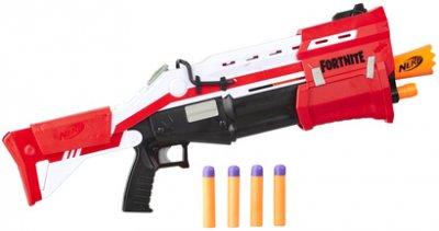 Бластер Hasbro Nerf Фортнайт Дробовик (E7065) (5010993614479)