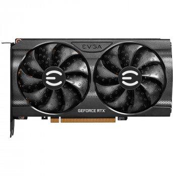 Видеокарта EVGA, GeForce RTX 3060, XC GAMING, 12Gb GDDR6, 192-bit, HDMI/3xDP, 1882/15000 MHz, 8-pin (12G-P5-3657-KR)