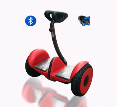 "Мини сигвей 10.5"" 1600W Ninebot Mini Robot 54V 5700 мАч (Красный)"