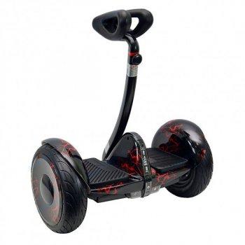 """Мини сигвей 10.5"""" 1600W Ninebot Mini Robot 54V 5700 мАч (Красная молния)"""