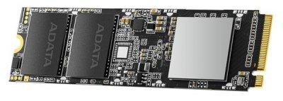 Твердотельный накопитель SSD ADATA M.2 NVMe PCIe 3.0 x4 2TB 2280 SX8100 (ASX8100NP-2TT-C)