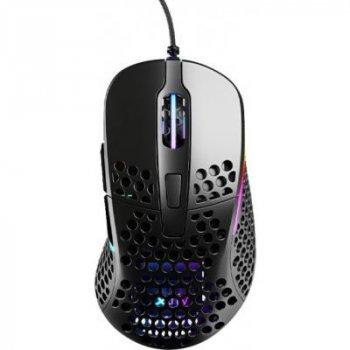 Мышка Xtrfy M4 RGB Black (XG-M4-RGB-BLACK)