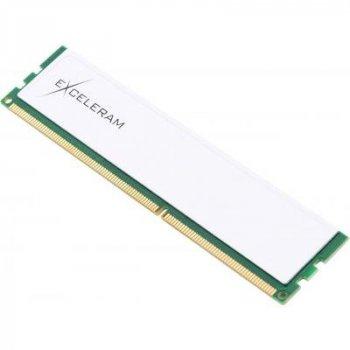 Модуль пам'яті для комп'ютера DDR3 4GB 1600 MHz Heatsink: white Sark eXceleram (E30300A)