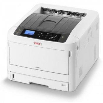 Лазерний принтер OKI C824N (47074204)