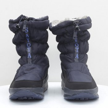 Дутики Sayota темно-сині 55013