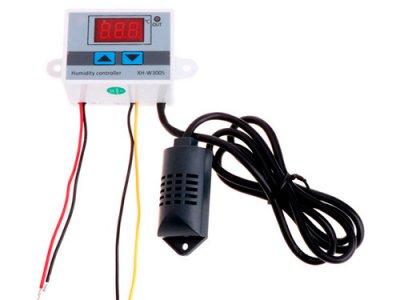 Регулятор вологості гідростат реле OEM XH-W3005 0-99% 12В DC 120Вт (116169)