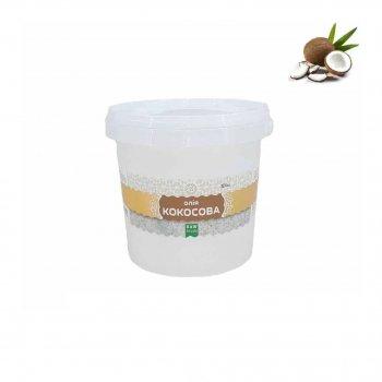 Масло кокосовое Ecoliya 1000 мл RAW