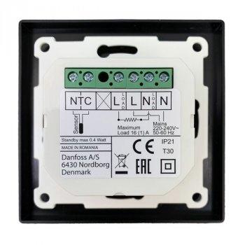 Терморегулятор Devireg Smart Wi-Fi Білий