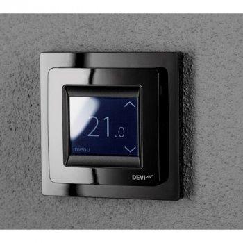 Терморегулятор DeviReg Touch Білий