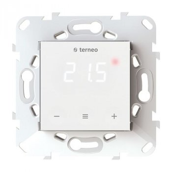 Терморегулятор Terneo S Слонова кістка