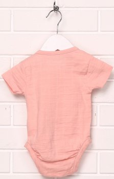 Боди-футболка Lupilu ld03200047 Светло-розовое