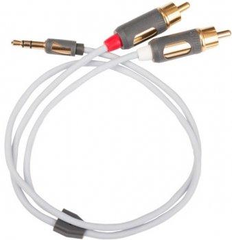 Кабель AUX Supra MP-cable 3.5 mm - 2RCA 1m