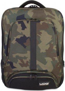 Рюкзак UDG Ultimate Backpack Slim Black Camo/Orange Inside (U9108BC/OR)