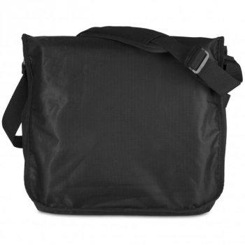 Сумка UDG Ultimate CourierBag Black Orange Inside (U9450BL/OR)
