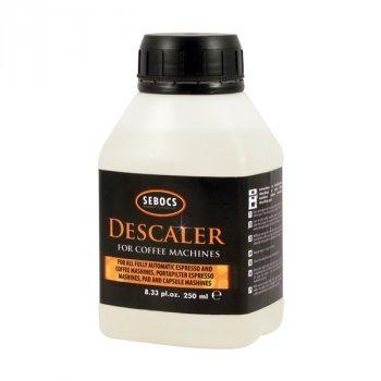 Засіб для чистки кавомашин Descaler 250 мл
