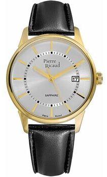 Чоловічі наручні годинники Pierre Ricaud PR 97214.1217 Q