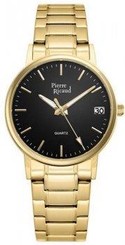 Чоловічі наручні годинники Pierre Ricaud PR 91068.1116 Q