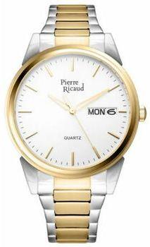 Чоловічі наручні годинники Pierre Ricaud PR 91067.2113 Q