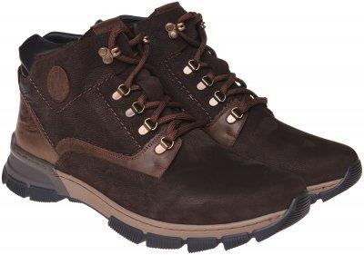 Ботинки Plezuro F499836AC Brown