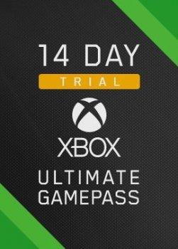 Електронний код (Підписка) Xbox Game Pass Ultimate на 14 днів | Всі Країни