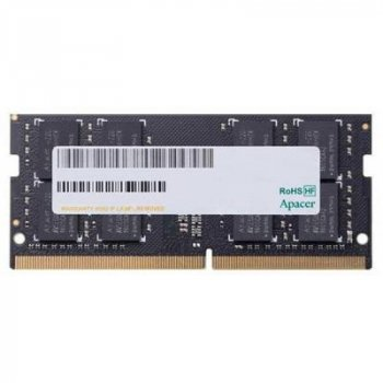 Модуль памяти для ноутбука SoDIMM DDR4 16GB 2666 MHz Apacer (AS16GGB26CQYBGH)