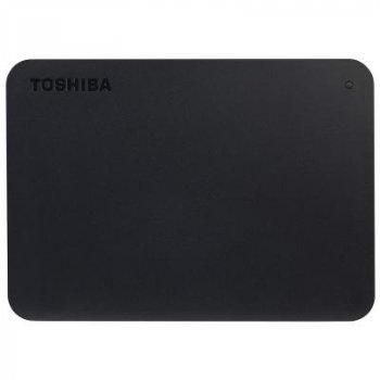 Внешний жесткий диск 2.5 дюйма 1TB TOSHIBA (HDTB410EK3AA)