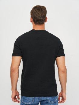Футболка Calvin Klein Jeans Monogram Badge Waffle Ss Tee J30J319074-BEH Black
