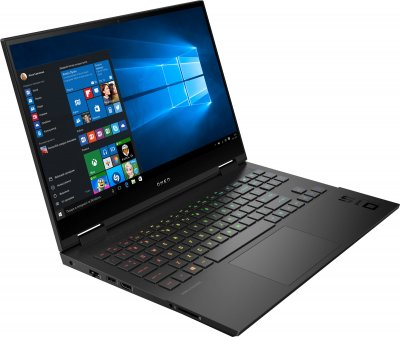 Ноутбук HP Omen 15-ek0045ur (22P22EA) Black