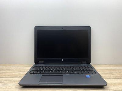 Б/у Ноутбук HP ZBook15 / Intel Core i7-4600M / 8 Гб / SSD 120 + HDD 500 Гб / Класс B