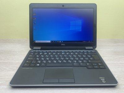 Б/у Ноутбук Dell Latitude E7240 / Intel Core i5-4310U / 8 Гб / SSD 120 Гб / Класс B