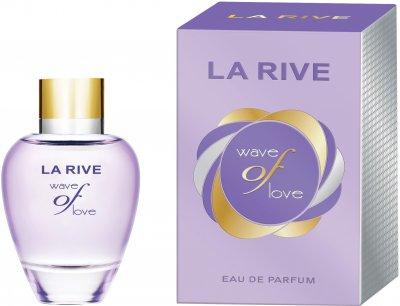 Парфюмированная вода для женщин La Rive А Wave Of Love 90 мл (5901832066835)