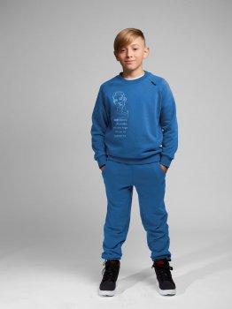 Спортивные штаны Овен OV2U 21Ш-658с Синие