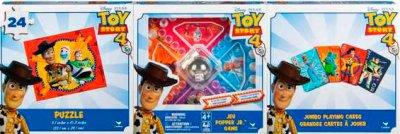 Набір з 3 настільних ігор Spin Master Історія іграшок 4 (SM98410/6053008)