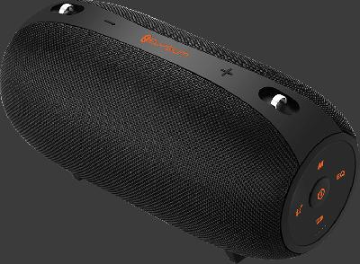 Bluetooth колонка ECG BTS X1 black