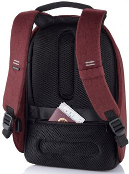 "Рюкзак для ноутбука XD Design Bobby Hero Small 13.3"" Red (P705.704)"