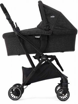 Прогулочная коляска Joie Tourist Grey Flannel (S1706AAGFL000)